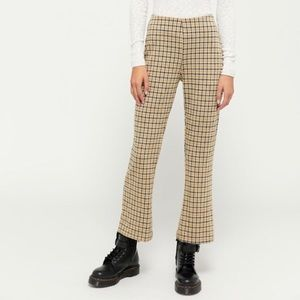 Urban Outfitters Cara High-Waisted Kick Flare Pant